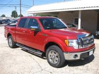 ONE OWNER CREW CAB Lariat Chrome Package (5""