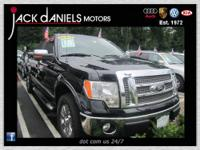 Check out this Awesome 2009 Black Ford F-150 Extended