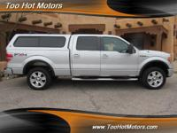 Options:  2009 Ford F-150 Fx4|Yes Folks Another