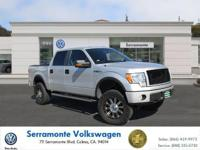 Options:  2009 Ford F150 Supercrew Cab Supercrew Cab
