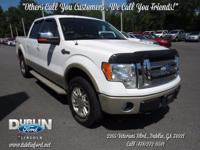 2009 Ford F-150 King Ranch Recent Arrival! *BLUETOOTH
