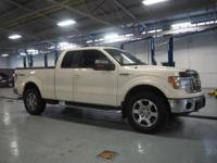 Options:  2009 Ford F-150 Lariat|4X4 Lariat 4Dr