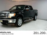 ***CARFAX CERTIFIED WITH SERVICE RECORDS***. F-150