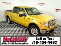 Luxurious 2009 Ford F-150 offering 4x4, Leather Power