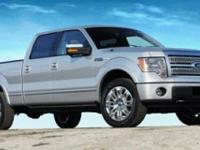 PLATINUM PACKAGE! CREW CAB! NAVIGATION SYSTEM! POWER
