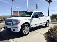 Options:  2009 Ford F-150 Platinum|This Is A 2009 Ford
