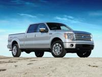 2009 Ford F-150 Platinum 4WD Recent Arrival! Oxford