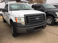 Recent Arrival! Ford F-150 White 4WD CARFAX One-Owner.