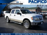 PRE-OWNED F-150 SUPERCREW XLT 4x4!!! Powertrain
