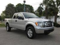 4-WHEEL DRIVE. This 2009 Ford F-150 is value priced to