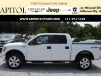 Come see this 2009 Ford F-150 . It has an Automatic