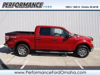 XLT trim. Ford Certified, CARFAX 1-Owner, ONLY 21,743