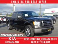 Options:  2009 Ford F-150 Xl|Black|Ask About Our Covina