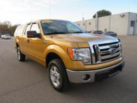 Options:  2009 Ford F-150 Xl|Pueblo Gold Metallic|This
