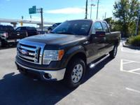 Options:  2009 Ford F-150 4Wd Supercab Styleside