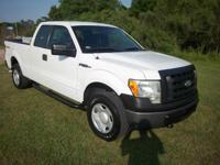 Options:  2009 Ford F-150 Xl 4X4 4Dr Supercab Styleside