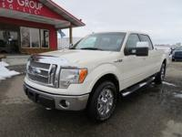 Options:  2009 Ford F-150 Heated And Cooled Leather