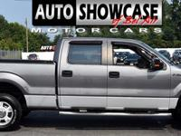 This 2009 Ford F-150 - features a 4.6L V8 SOHC 24V 8cyl