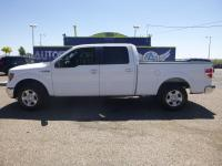 Options:  2009 Ford F-150 4Wd Supercrew 145