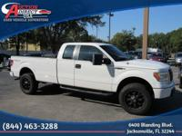 2009 Ford F-150 XL Alloy Wheels, 4WD, Extended Cab, Tow
