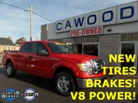 Options:  2009 Ford F-150 Xlt|Royal Red Clearcoat
