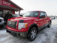 Options:  2009 Ford F-150 Visit Auto Group Leasing