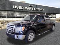 Options:  2009 Ford F-150 Xlt|4X4 Xlt 4Dr Supercrew