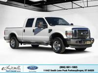 Only 53,276 Miles! This Ford Super Duty F-250 SRW