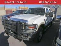 Only 92,036 Miles! This Ford Super Duty F-250 SRW