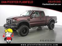 Options:  2009 Ford F-250 Super Duty Fx4|4X4 Fx4 4Dr