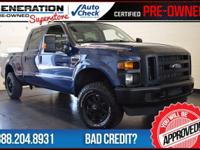 4D Crew Cab, Power Stroke 6.4L V8 DI 32V OHV Twin Turbo