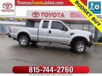 2009 Ford F-250SD XL in Brilliant Silver Clearcoat