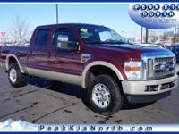 Exterior Color: royal red metallic, Body: Pickup, Fuel: