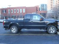 2009 F-250 with the 6.4L diesel. It has 54k miles, XLT