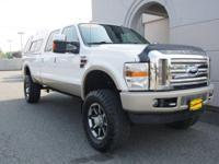 New Price! 2009 FORD F350 KING RANCH LONG BOX ALL THE