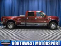 Clean Carfax Two Owner 4x4 Dually Diesel Truck with