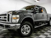 I'm a 2009 Ford F-350! I can tow your camper in