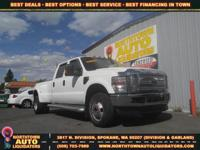 Options:  2009 Ford F-350 Xlt|This 2009 F350 Has The