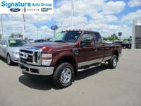 Royal Red Clearcoat Metallic 2009 Ford F-350SD XLT 4WD