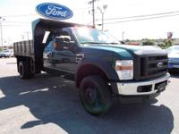 Nice 32,000 Mile F-550.......4x4, Super Cab, V 10