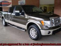 2009 Ford F150 King Ranch SuperCrew 4x4 Pre-Owned.