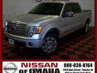 2009 Ford F150 Super Crew Platinum 4 Door Truck
