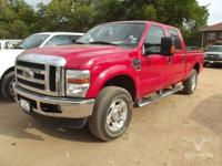Options Included: 6.4l OHV V8 Turbo-Diesel Power Stroke