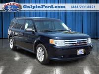 2009 Ford FLEX 4dr Car SE Our Location is: Galpin Ford