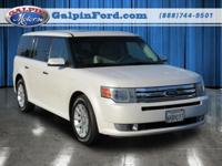 2009 Ford Flex 4dr Car SEL Our Location is: Galpin Ford