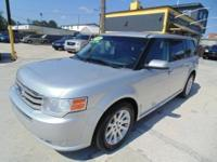 The 2009 Ford Flex is a thoughtfully designed and