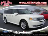 Check out this Super Clean Ford Flex! This Award
