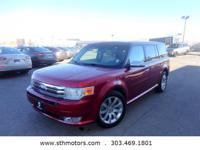 Our 2009 Ford Flex Limited All Wheel Drive is