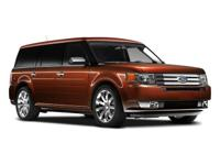 Take command of the road in the 2009 Ford Flex! A great