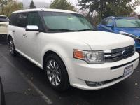 2009 Ford Flex Limited. Drive this home today! What are